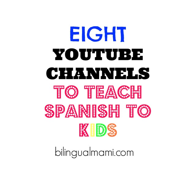 youtube channels to teach spanish