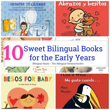 10 sweet bilingualbooks