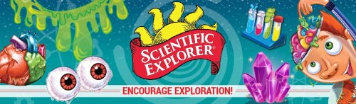 scientific explorer encourage exploration