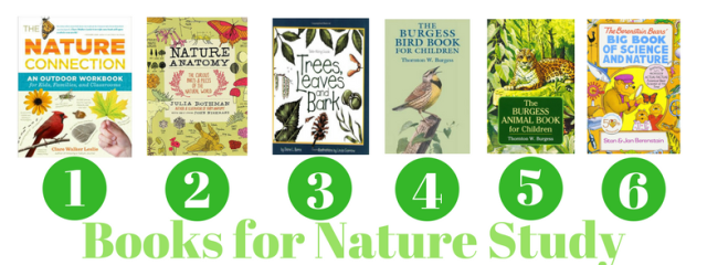 Books for Nature Study