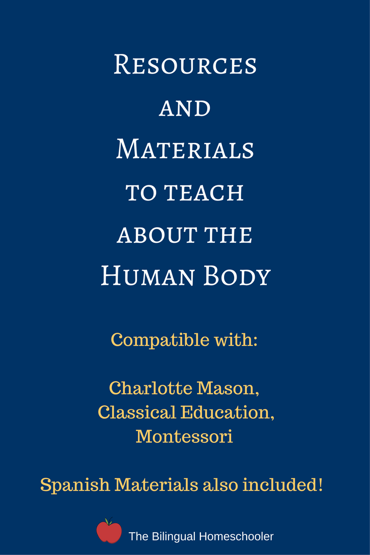 Resources and Materialsto teach about the Human Body (1)
