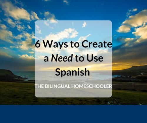 CreateaNeedtoUseSpanish